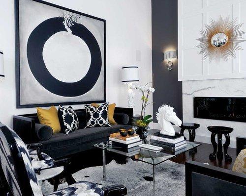 Black and Gold Room Decor Unique Black White Gold Ideas Remodel and Decor
