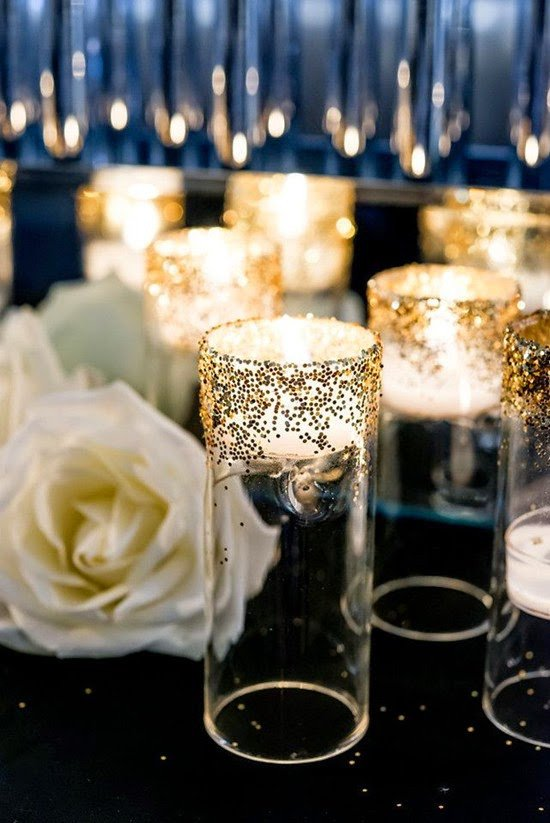 Black and Gold Wedding Decor Awesome Wedding Ideas Blog Lisawola How to Diy Simple Wedding Centerpieces Easy to Make Ideas