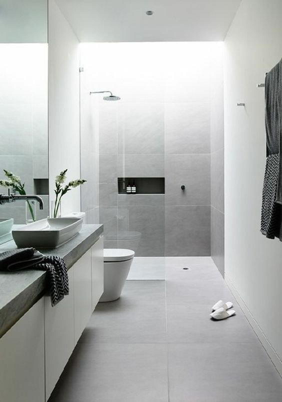 Black and Gray Bathroom Decor Luxury 100 Fabulous Black White Gray Bathroom Design with Pictures