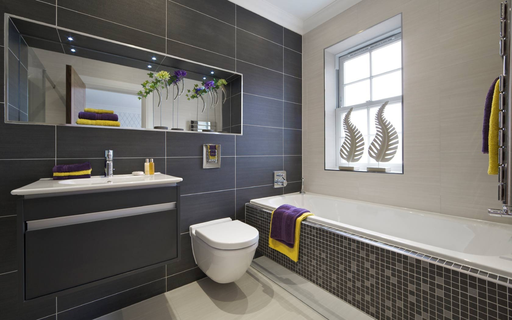 Black and Gray Bathroom Decor New Grey Bathroom Ideas the Classic Color In Great solutions Interior Design Inspirations
