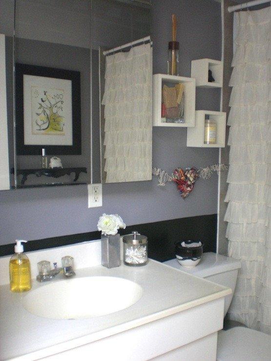 Black and Grey Bathroom Decor Inspirational Bathroom