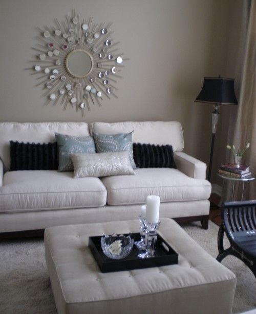 Black and Silver Home Decor Awesome Living Room White Silver Black Taupe Blue Grey Home Decor Pinterest