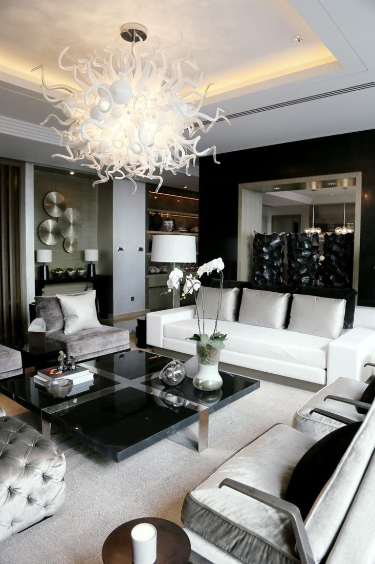 Black and Silver Home Decor New 25 Best Ideas About Silver Living Room On Pinterest