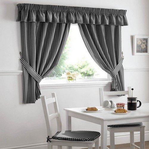 Black and Silver Kitchen Decor Fresh Kitchen Design Ideas Black and Silver Kitchen Curtains