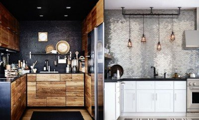 Black and Silver Kitchen Decor Unique 21 Small Kitchen Design Ideas Gallery