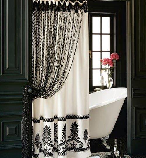 Black and White Bathroom Decor Awesome Black and White Decor for Bathroom 2017 Grasscloth Wallpaper