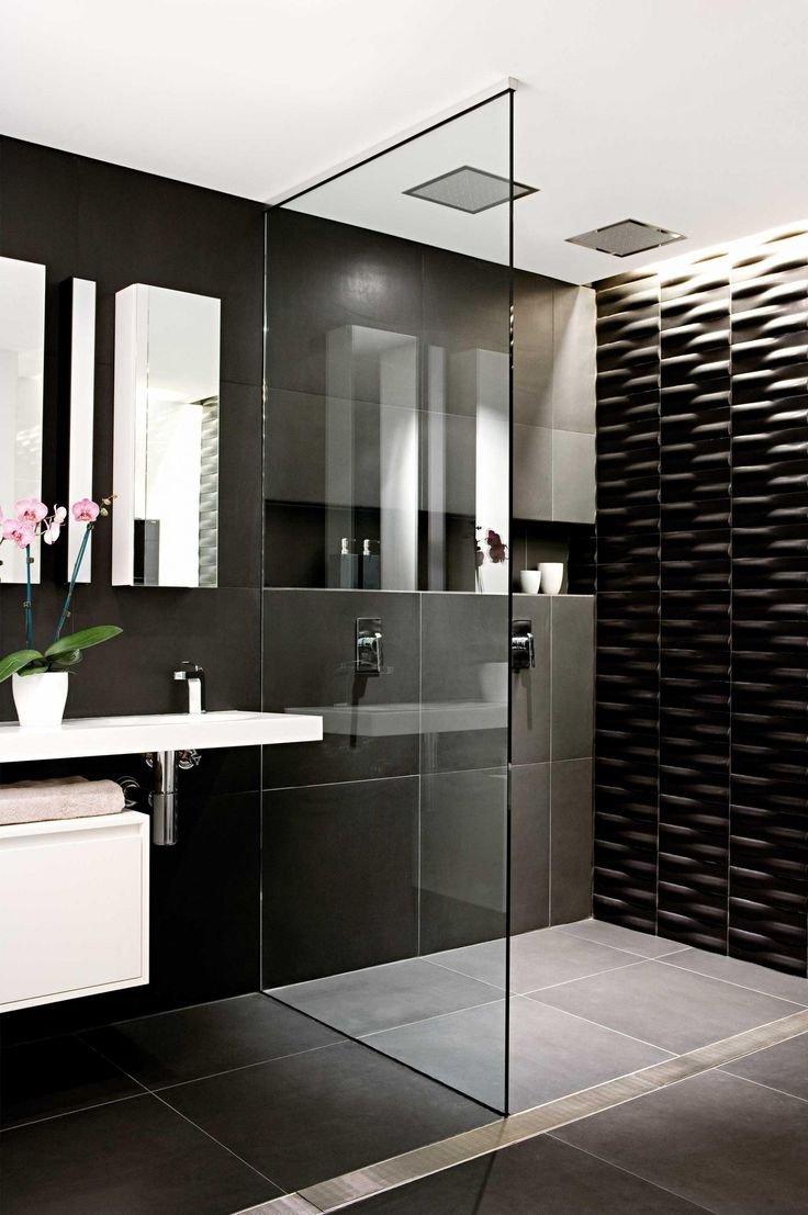 Black and White Bathroom Decor Luxury 34 Classic Black and White Bathroom Design Ideas