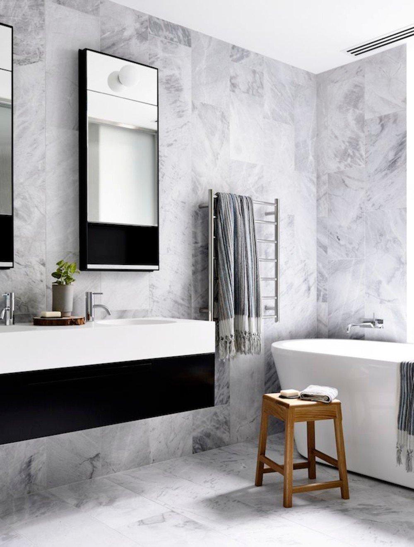 Black and White Bathroom Decor Unique Get Inspired with 25 Black and White Bathroom Design Ideas