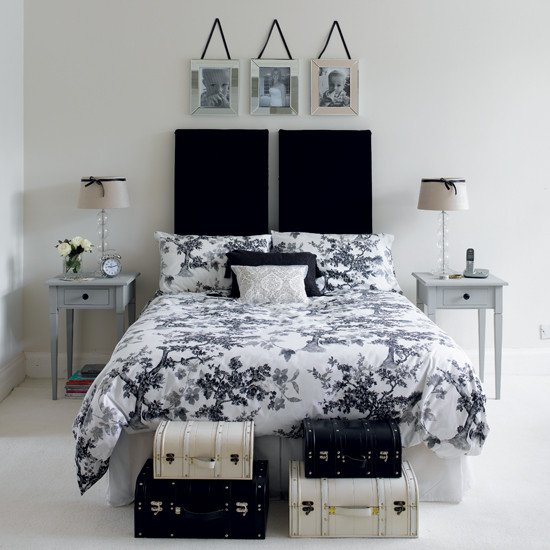 Black and White Bedroom Decor Beautiful White Bedroom Ideas – Interior Designing Ideas