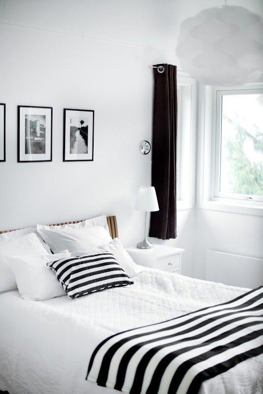Black and White Bedroom Decor Elegant 19 Traditional Black and White Bedroom that Inspire Digsdigs