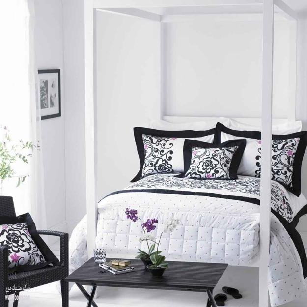 Black and White Bedroom Decor Inspirational 18 Stunning Black and White Bedroom Designs