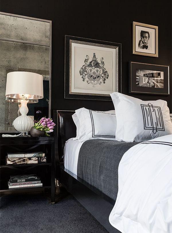 Black and White Bedroom Decor New 35 Timeless Black and White Bedrooms that Know How to Stand Out