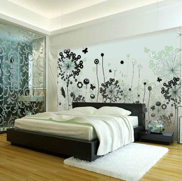 Black and White Bedroom Decor Unique Black and White Bedroom Interior Design Ideas