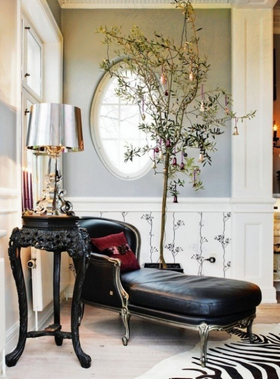 Black and White Decor Ideas Beautiful 10 Stylish Black and White Christmas Décor Ideas Digsdigs