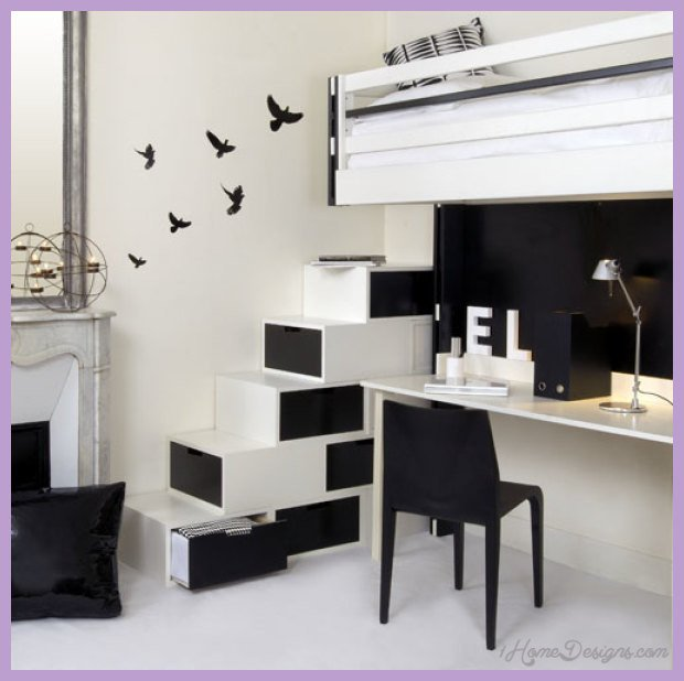 Black and White Decor Ideas Elegant Black and White Interior Design Ideas 1homedesigns