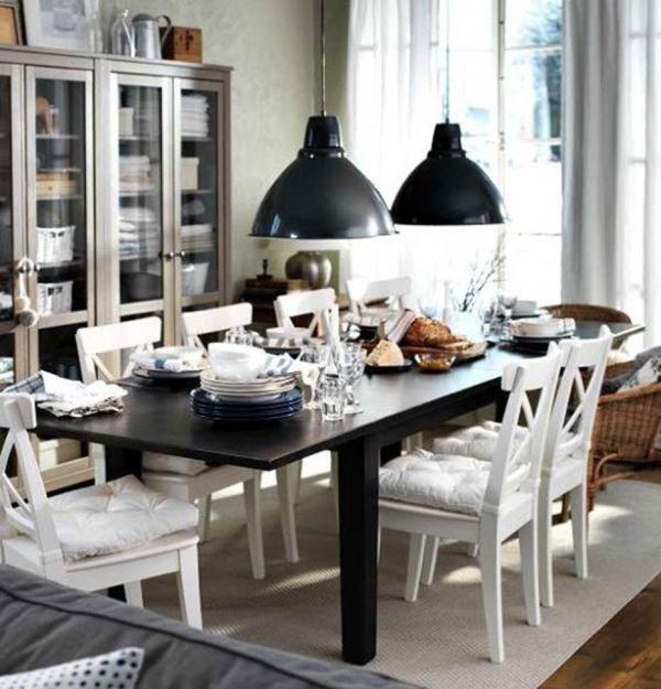 Black and White Decor Ideas Elegant Black and White Thanksgiving Decor Ideas