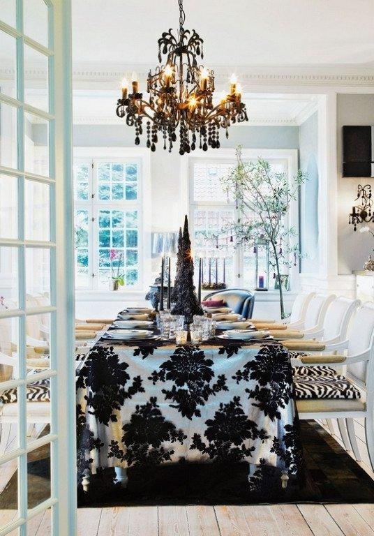 Black and White Decor Ideas Lovely 10 Stylish Black and White Christmas Décor Ideas Digsdigs