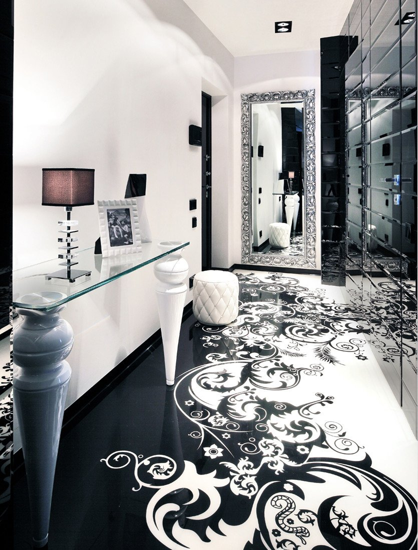Black and White Home Decor Best Of Black and White Graphic Decor