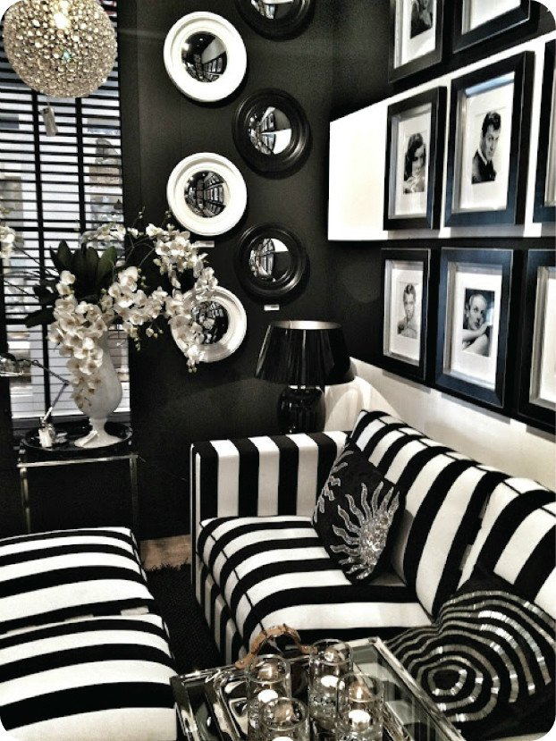 Black and White Home Decor Elegant 14 Home Trends for 2014 Decoholic