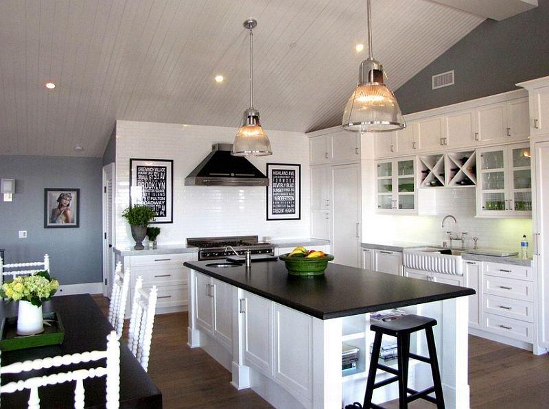 Black and White Kitchen Decor Elegant Black and White Kitchens Ideas S Inspirations