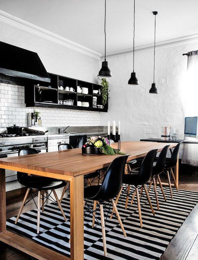 Black and White Kitchen Decor Fresh 33 Inspired Black and White Kitchen Designs Decoholic