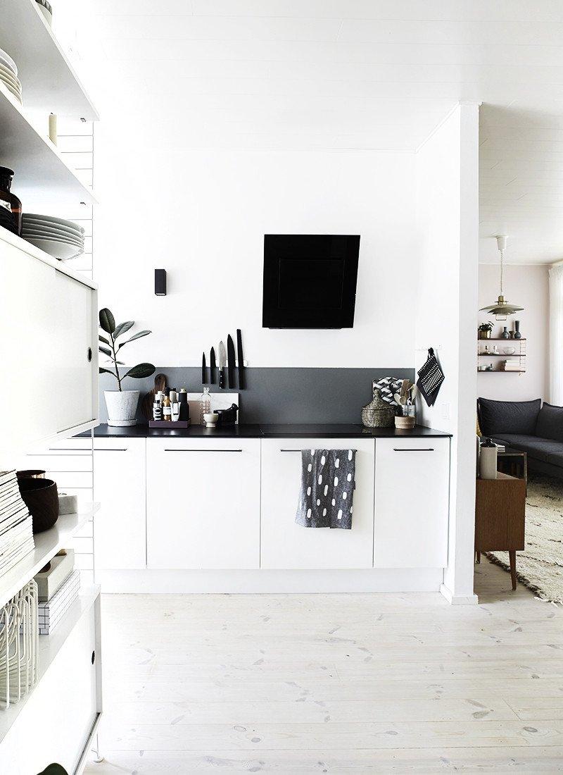 Black and White Kitchen Decor Fresh Decordots 2013 November