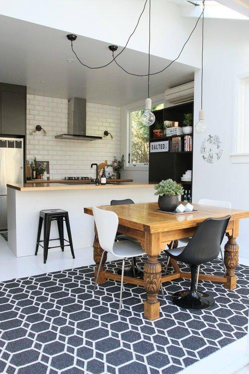 Black and White Kitchen Decor Inspirational 33 Inspired Black and White Kitchen Designs Decoholic