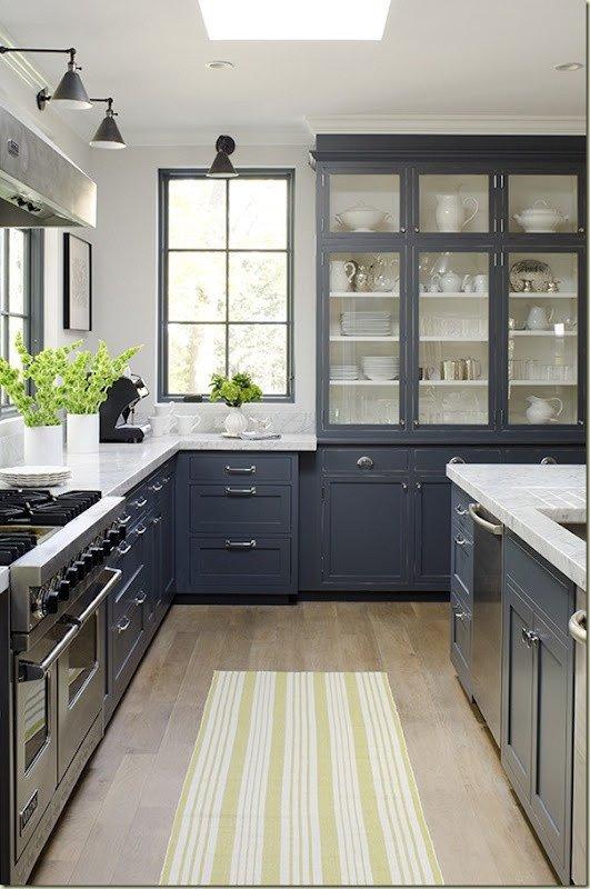 Black and White Kitchen Decor Luxury 25 Beautiful Black and White Kitchens the Cottage Market