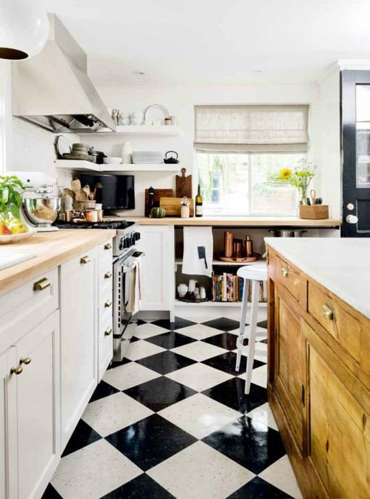 Black and White Kitchen Decor Luxury 33 Inspired Black and White Kitchen Designs Decoholic