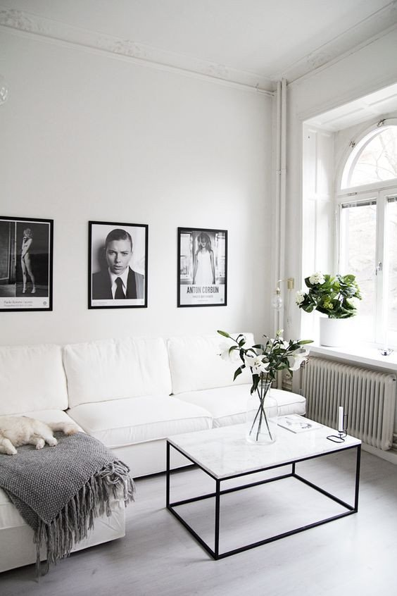 Black and White Living Room Decorating Ideas Awesome 48 Black and White Living Room Ideas Decoholic