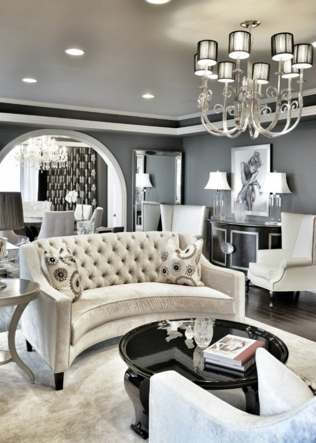 Black and White Living Room Decorating Ideas Fresh 15 Black and White Living Room Ideas