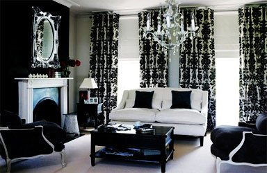 Black and White Living Room Decorating Ideas Lovely Black and White Decorating Ideas Room Decorating Ideas