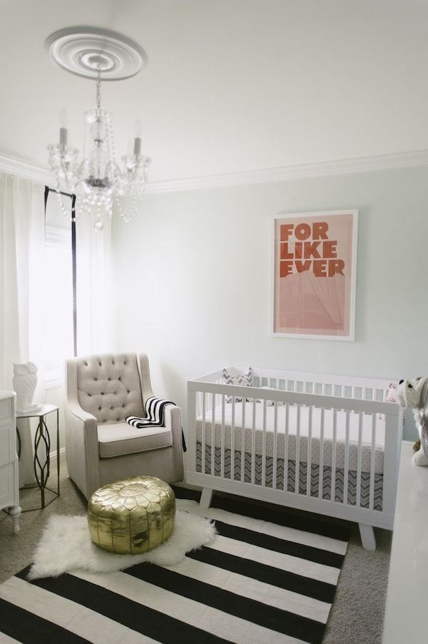 Black and White Nursery Decor Elegant How to Enhance A Décor with A Black and White Striped Rug