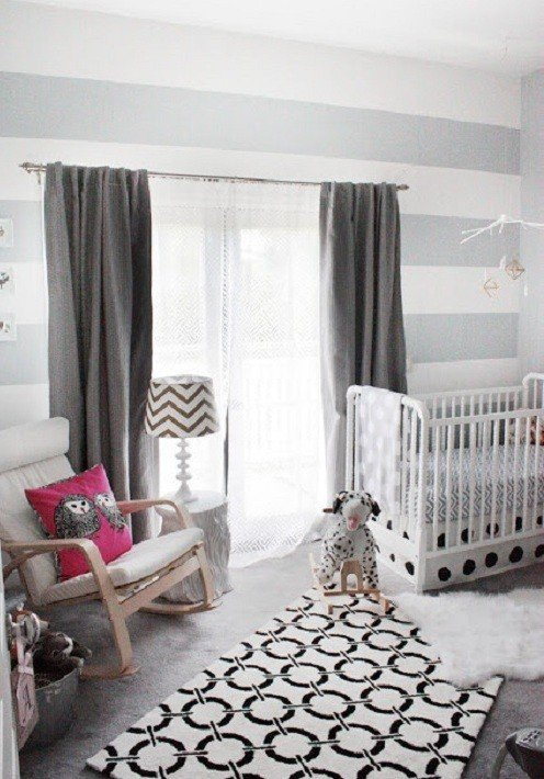 Black and White Nursery Decor Fresh Black and White Nursery Ideas Decor Lovedecor Love