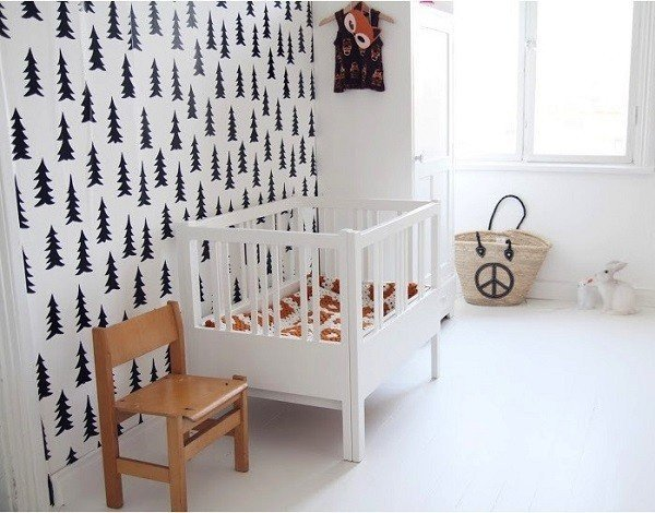 Black and White Nursery Decor Lovely Black and White Nursery Ideas Decor Lovedecor Love