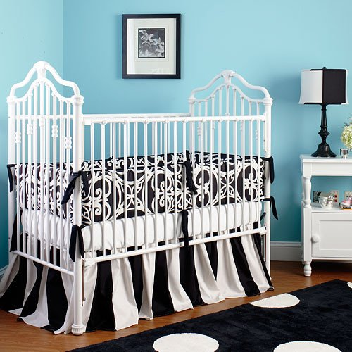Black and White Nursery Decor Luxury Black and White Nursery Decor