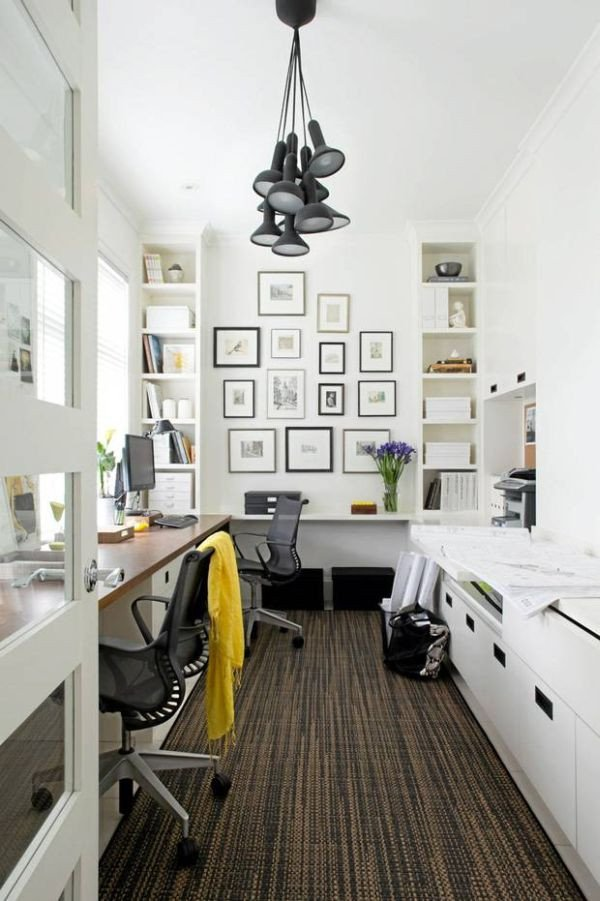 Black and White Office Decor Beautiful Decorating A Black & White Fice Ideas & Inspiration