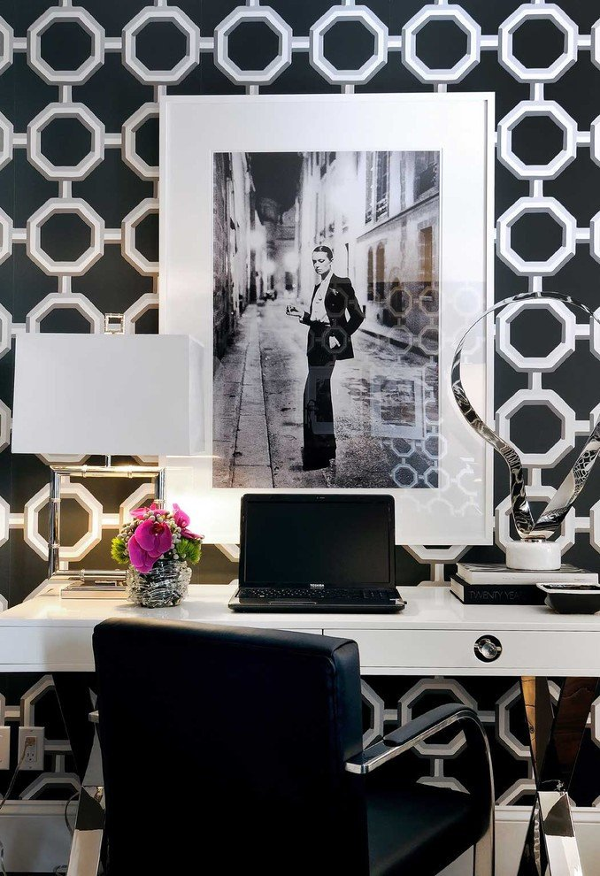 Black and White Office Decor Best Of How to Re Decorate Your Home Fice with Antiques and Historical Artwork