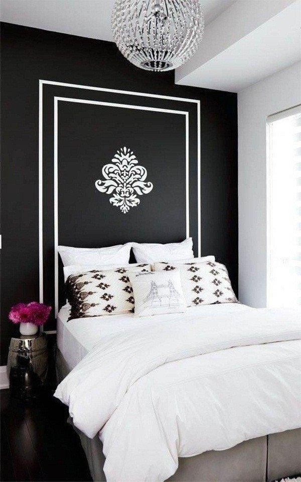 Black and White Room Decor Best Of Black and White Bedroom Interior Design Ideas