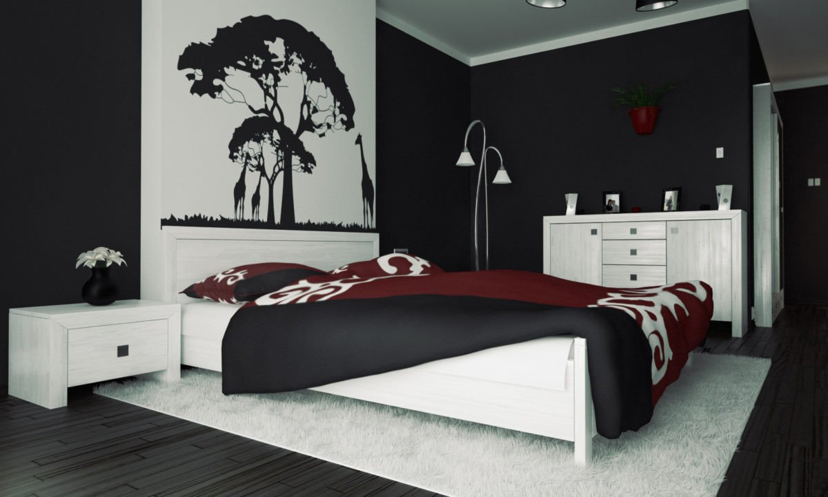 Black and White Room Decor New What Does the Color Of Your Bedroom Say About You Pearls to A Picnic
