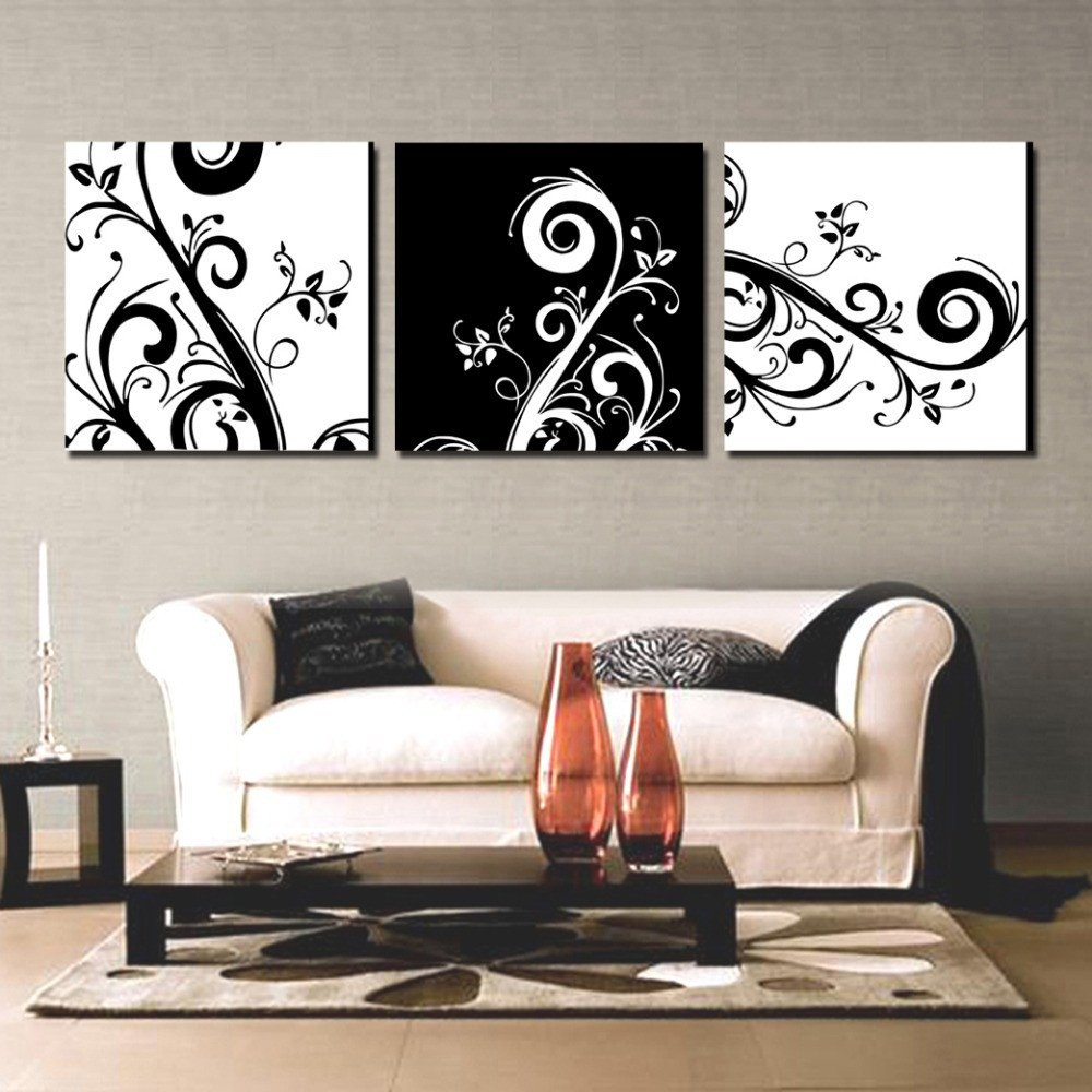 Black and White Wall Decor Awesome 15 Nice Black and White Wall Decor Ideas Home Ideas Blog