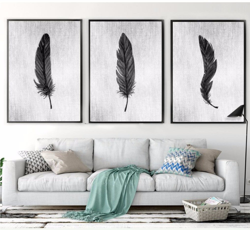 Black and White Wall Decor Elegant Walling Shop