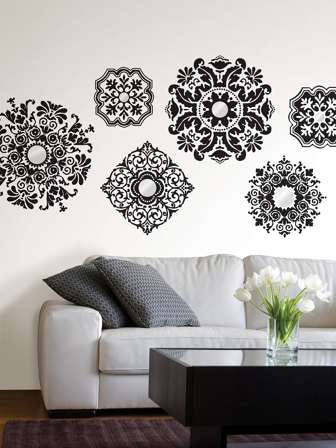 15 Nice Black and White Wall Decor Ideas Home Ideas Blog