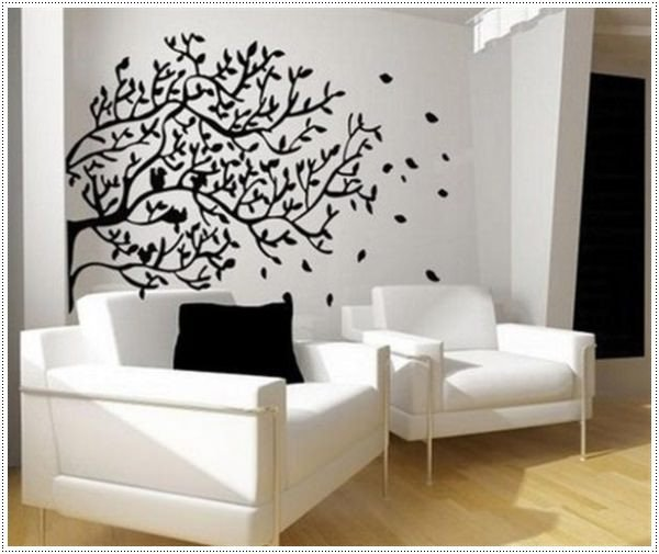 Black and White Wall Decor New 45 Easy to Make Wall Art Ideas for Those On A Bud