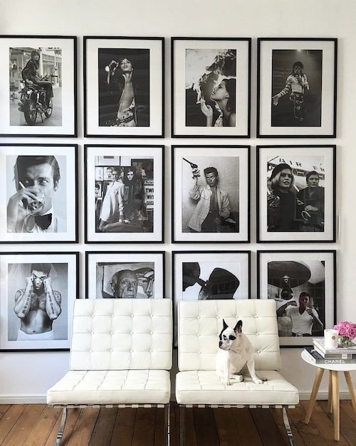 Black and White Wall Decor New Design Trends What I Am Loving for 2017 Art I Heart