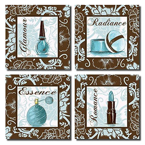 Blue and Brown Bathroom Decor Inspirational Blue and Brown Bathroom Decor Amazon