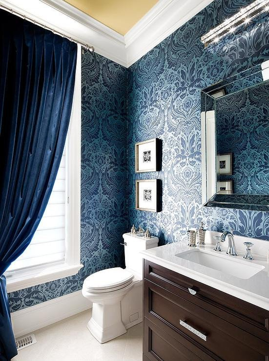 Blue and Brown Bathroom Decor Luxury Blue and Brown Bathroom Design Ideas