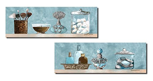 Blue and Brown Bathroom Decor New Blue and Brown Bathroom Decor Amazon