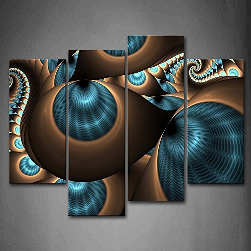 Blue and Brown Wall Decor Beautiful Blue and Brown Wall Decor Amazon