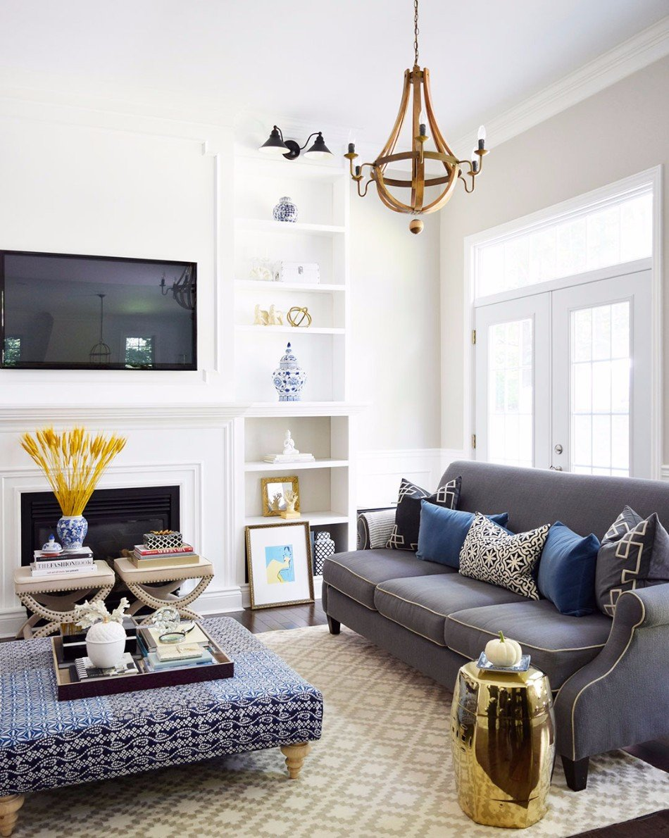 Blue and Gold Home Decor Inspirational 10 Interior Design Ideas On How to Match Blue and Gold